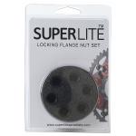 Superlite M10 x 1.25 sprocket nuts