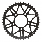 Superlite RSX design rear steel sprocket