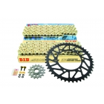 Superlite Sprocket Kit With 525 VX Chain