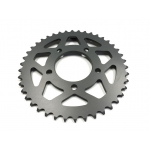 PBR hard anodized alloy rear sprocket