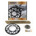 Superlite Sprocket Kit With 520 VX2 Chain