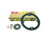 Superlite Sprocket Kit With 520 VX2 Series Chain